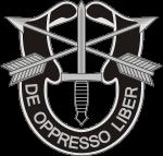 De Oppresso Liber emblem