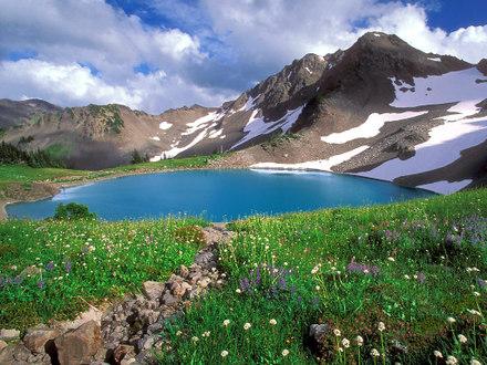 Snohomish Lake