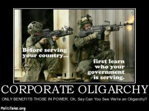 Corporate Oligarchy